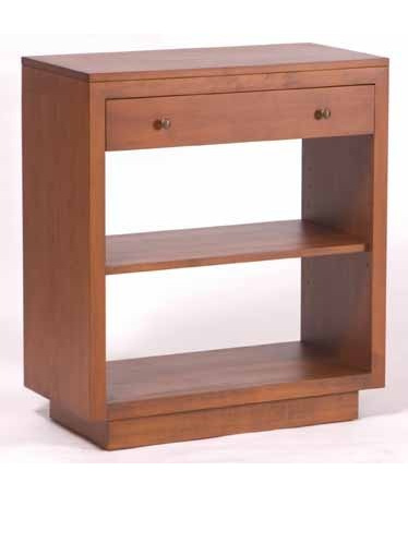 Roma Mini Bookcase with drawer