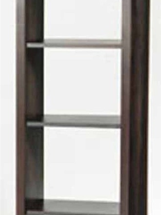 Roma Tower Display Bookcase