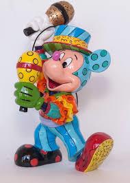 Romero Britto - Samba Mickey