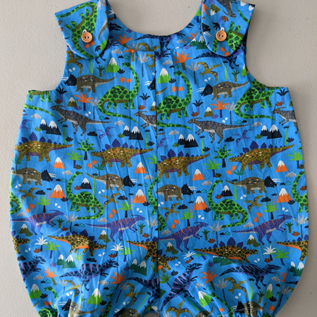 Rompers  Dinosaurs 0-12 Months
