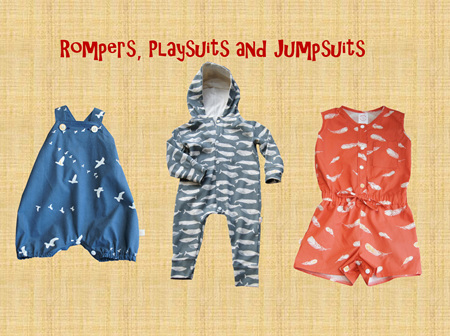 Rompers, Playsuits and Jumpsuits