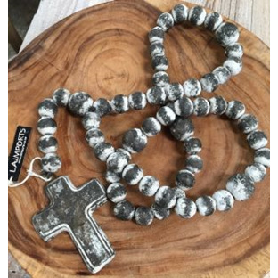Rosary Beads Clay 1.10 cm
