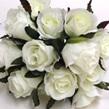 Rose mini white 1155