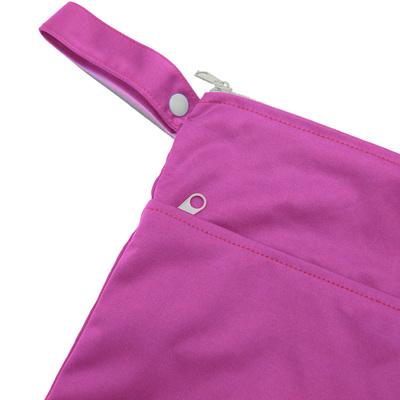 Double Pocket Wet Bag Rose
