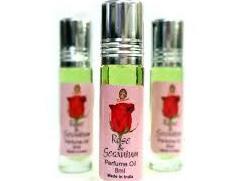 Rose & Geranium Perfume Oil