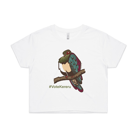 Rose Northey's  Bird of the Year T-shirts