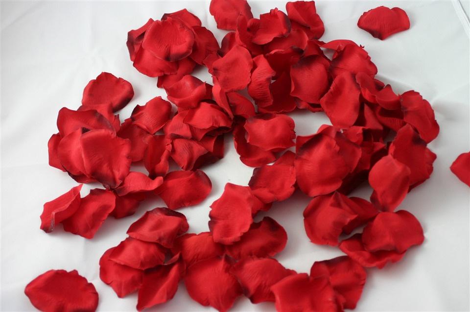 Flower Girl Baskets Nz : Rose petals the silk flower company