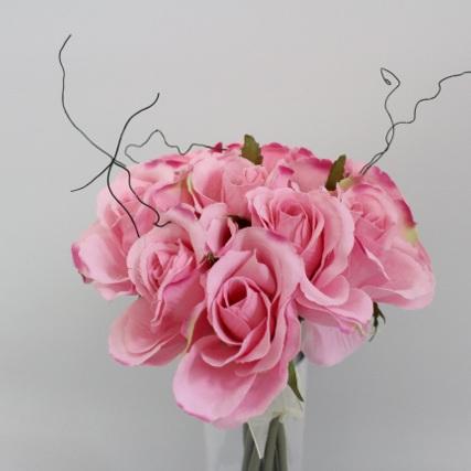 Rose Posy 1007 Pink