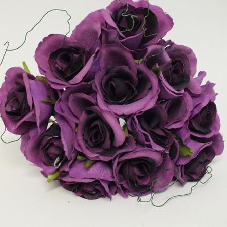 Rose Posy 1007  Violet