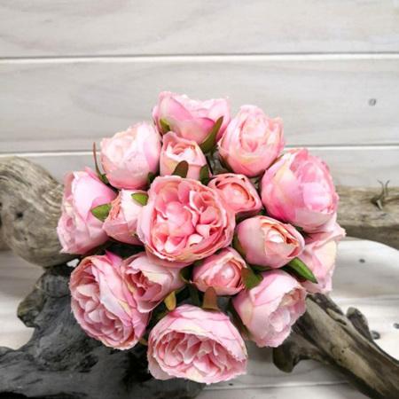 Rose Posy David Austin style 4125 Pink