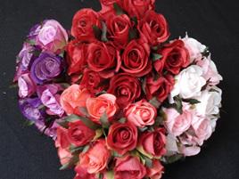 Rose Posy - mini buds 1050