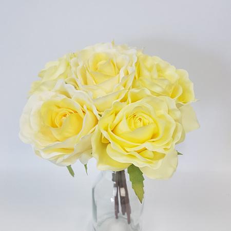 Rose posy  Yellow 4472