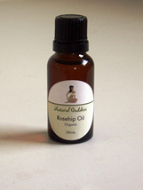 Rosehip Oil Certified Organic - 20ml or 100ml