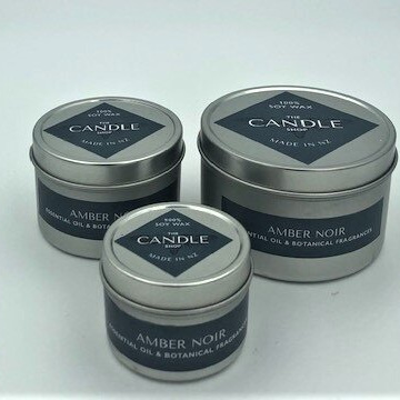 Rosemary & Sage Candle Tin