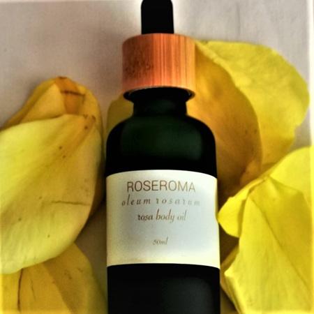 Roseroma Rosa Body Oil