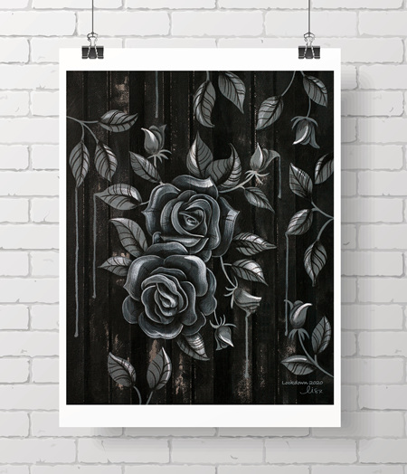 Roses: Lockdown 2020 limited edition