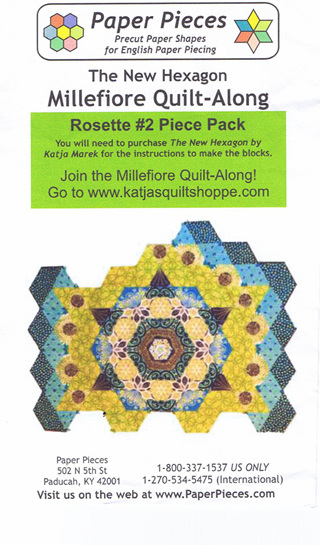 Rosette No. 2 Piece  Pack