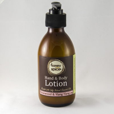 Rosewood & Ylang Ylang Lotion