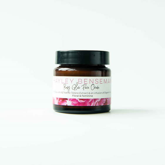 Rosy Glow Face Cream