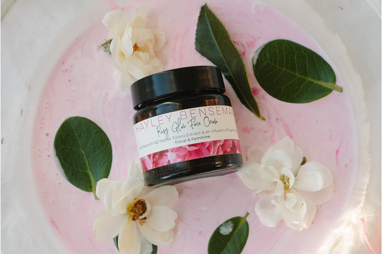 Rosy Glow Face Cream NZ