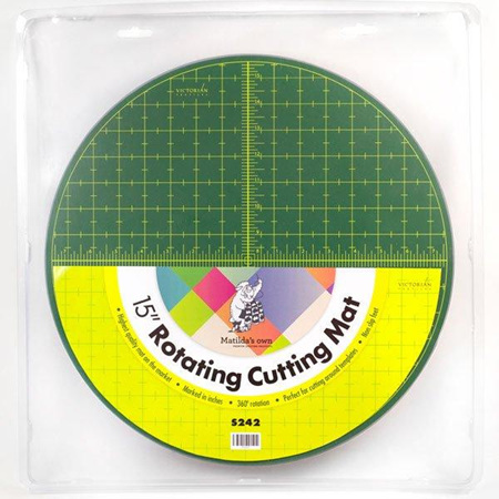 "Rotating Mat 15"" Diameter from Matilda's Own (FREE SHIPPING)"
