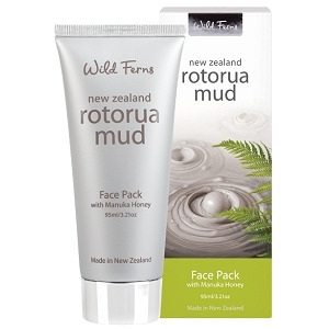 Rotorua Mud Face Pack with Manuka Honey 95g