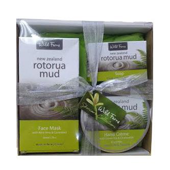 Rotorua Mud Gift Box