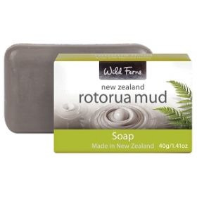 Rotorua Mud Guest Soap