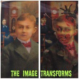 Rotting Zombie  Family Portrait