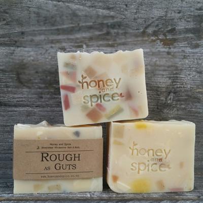 Rough as Guts Soap