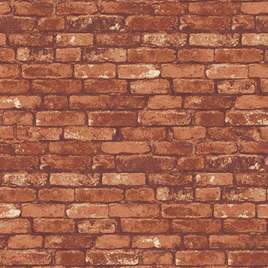 Rough Hewn Brick Brick A-9154-R