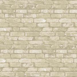 Rough Hewn Brick Ivory A-9154-L