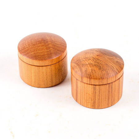 Round Box Small - 37mm Dia