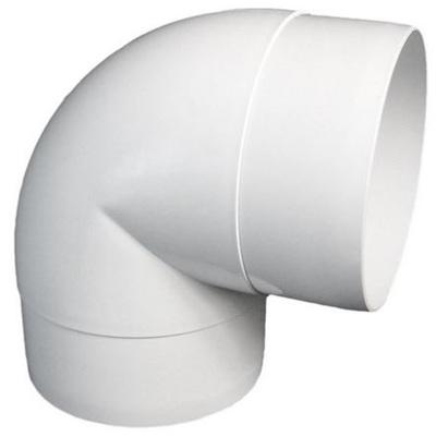 Round Elbow 90 deg. Bend - 150mm