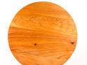 round pizza board - macrocarpa - nz made
