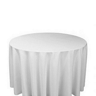 Round Tablecloth 2.4m