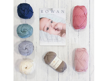 Rowan Baby Cashsoft 5PLY - Fine