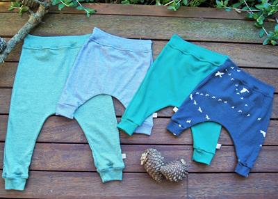'Rowan' Harem Pants