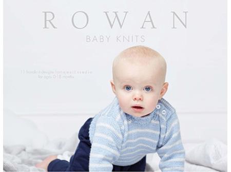 Rowan Knits - Baby Knits 11 Designs