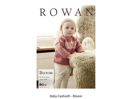 Rowan Pattern  Bloom