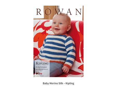 Rowan  Pattern Kipling