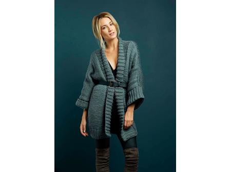 Rowan Pattern: Lara Big Wool By lara Studio