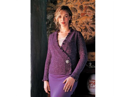 Rowan Patterns:  Elise