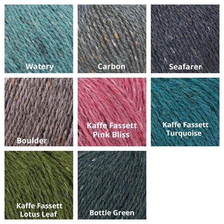 Rowan Yarns: Felted Tweed 50g