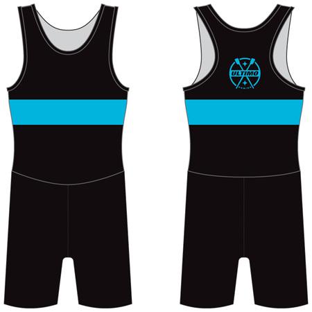 Rowing Suit - Horizonal Stripe