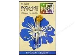 Roxanne Needles No.11 Betweens
