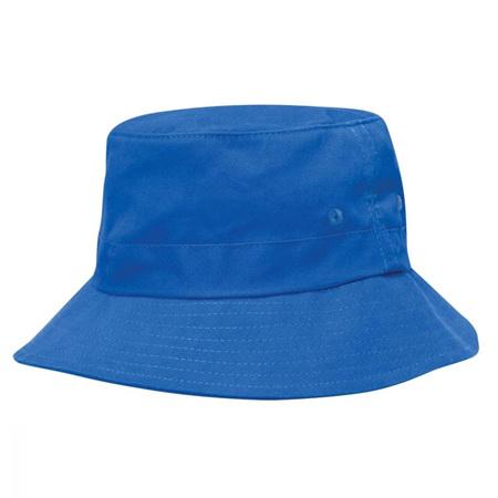 Royal Blue Bucket Hat