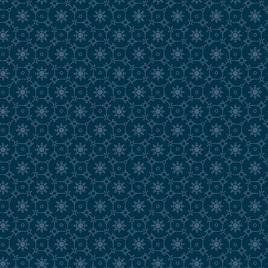 Royal Blue Lace Agean A-9181-B