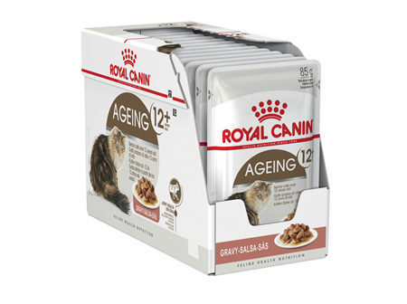 Royal Canin Ageing 12+ Slices in Gravy