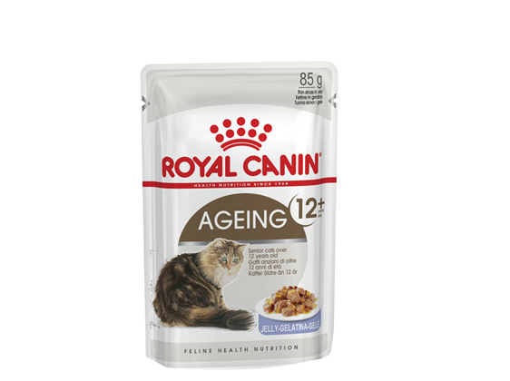 Royal Canin Ageing 12+ Slices in Jelly